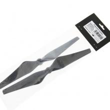 Genuine DJI Phantom 3 9450 Carbon Fiber Reinforced Yellow Stripes Self-tightening Propellers
