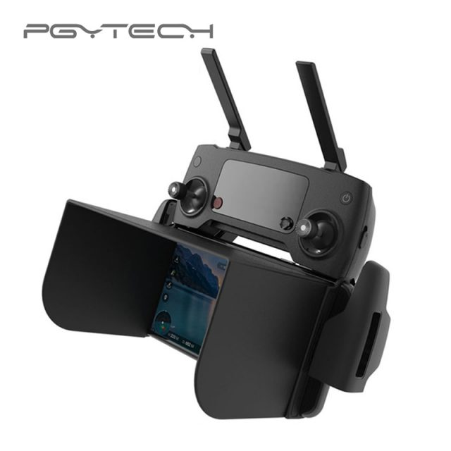 PGYTECH Phone Monitor Hood Cover Sun Shade for DJI Mavic 2 Pro Mavic 2 Zoom / Air Phantom 4 Pro Spark OSMO Mobile 2 Accessories