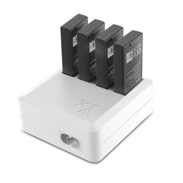 4 Port Battery Charging Hub for Tello