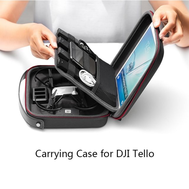 PGYTECH Bag For DJI TELLO Portable Carring Case Storage Bag Travel Protective Suitcase Drone Accessories