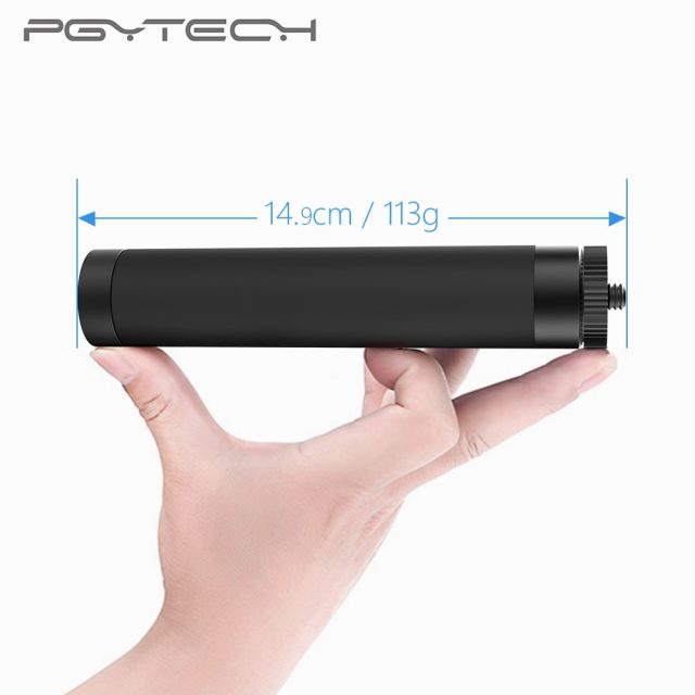 PGYTECH Extension Selfie Stick For DJI OSMO Mobile 3 OSMO Action Pocket Pole Rod Grip Tripod Zhiyun Gopro Accessories