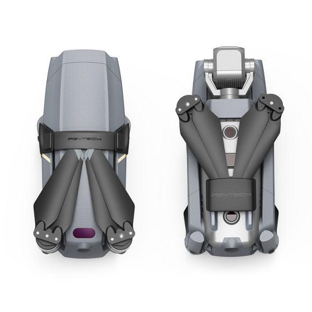 PGYTECH DJI Mavic 2 Silicone Clip Propellers Motor Holder Fixed Protection Guard fixator for DJI Mavic 2 Pro Zoom Accessories