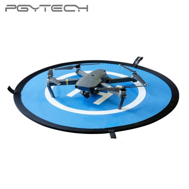 PGYTECH 55CM Fast-fold landing pad Whole Sale DJI Mavic pro and Spark helipad RC Drone gimbal Quadcopter parts Accessories