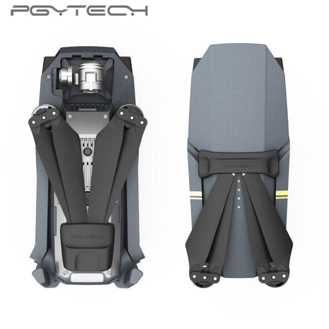 PGYTECH 1 Set Thumb Stick Guard Rocker Protector Holder Extended Landing Gear Leg Lens Hood Pad Holder for DJI MAVIC PRO