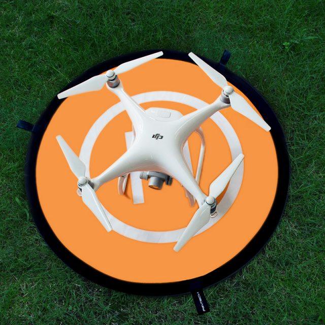 PGYTECH NEW 55CM/75CM/110CM Fast-Fold Landing Pad For DJI MAVIC 2 PRO /ZOOM AIR PRO Spark DJI Phantom 2 3 4 Pro inspire Drone