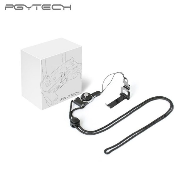 PGYTECH Remote Controller Clasp for DJI MAVIC PRO/Platinum drone Accessories Length of the Lanyard Adjustable Neck Sling