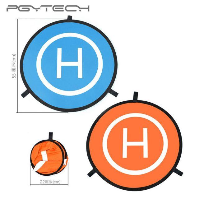 PGYTECH Combo Sale 3pcs Set 55cm Landing Pad& Landing Gear Leg &Propeller Motor Hood For DJI Mavic Pro Drone Accessories