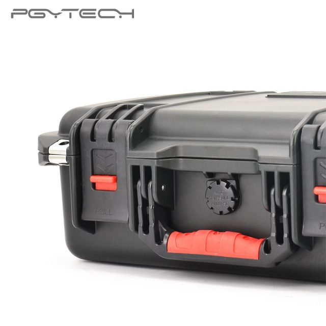 PGYTECH safety carrying case for DJI Mavic Pro Goggles Drone Accessories Waterproof Hard EVA foam Carrying Bag