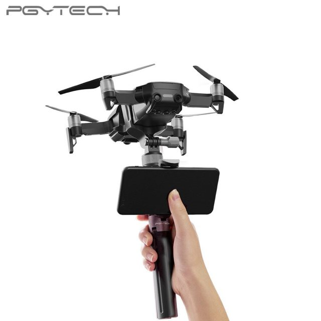 PGYTECH Mavic Air Hand Grip Tripod Gimbal Handheld PTZ Stabilizer Action Camera Holder Trip for DJI Mavic Air smart  Accessory