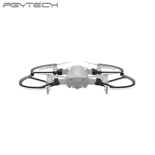 PGYTECH Mavic Air LED Propeller Guard with Colorful Lighting Mode Protective Propeller Drone DJI Mavic Air Accessories