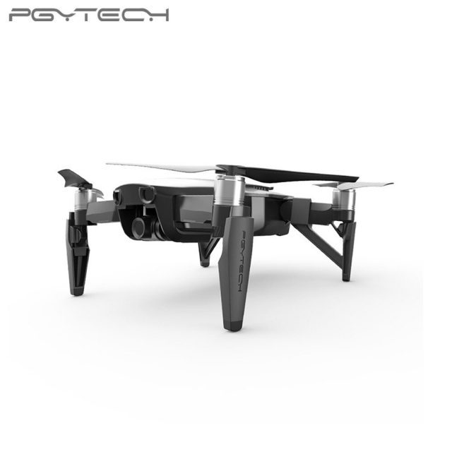 PGYTECH Extended Landing Gear for Mavic Air Leg Support Protector Extension Replacement Fit for DJI Mavic AIR Drone Accessories