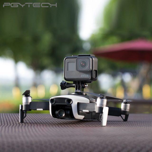 PGYTECH Connector for MAVIC AIR Drone Body expansion Mavic Air Accessories Connect camera adapter For DJI Maviv Air drone