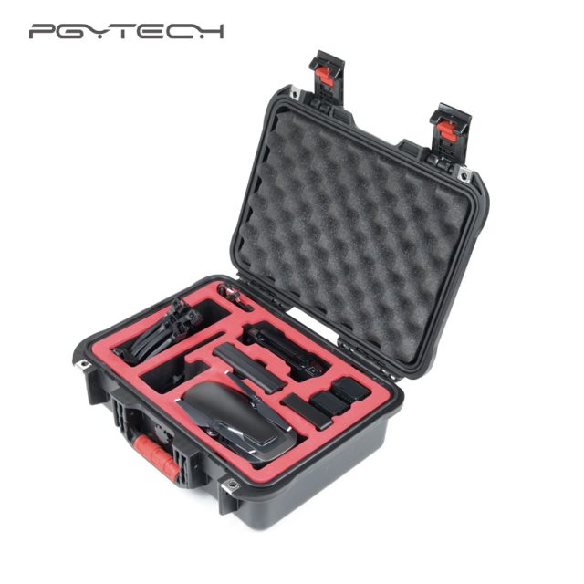 PGYTECH safety carrying case for DJI Mavic Air Waterproof Hard EVA foam Carrying Bag Mavic Air Drone Accessories