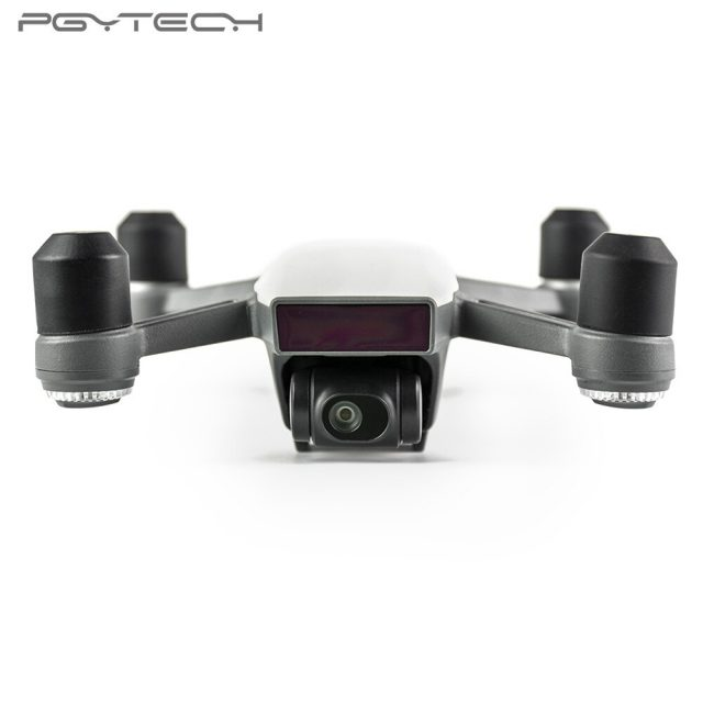 PGYTECH Mavic Air 4pcs/set Silicone Motor Cover Protector Protective Motor Guard Cap for DJI Mavic Air/SPARK Drone Accessories