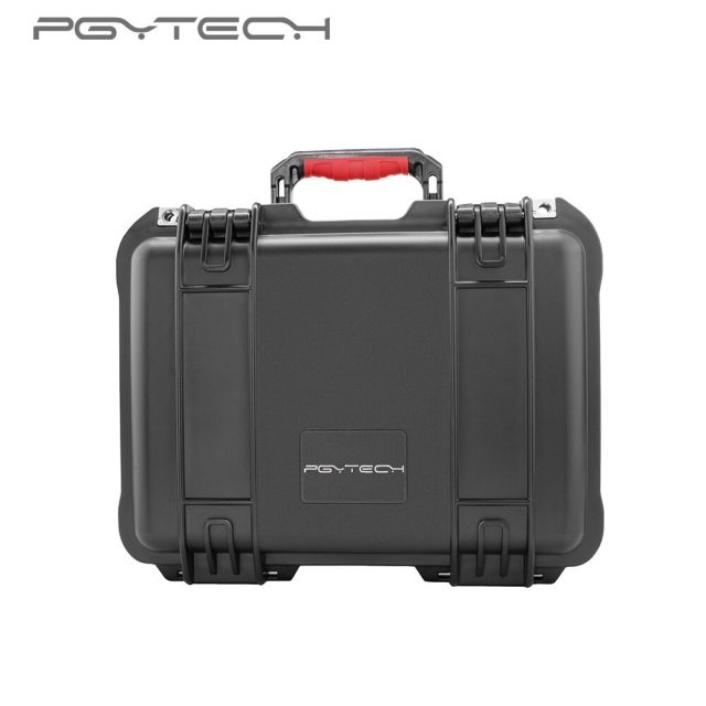 PGYTECH safety carrying case for DJI Spark Camera Drone Accessories Waterproof Hard EVA foam Equipment Carrying RC parts