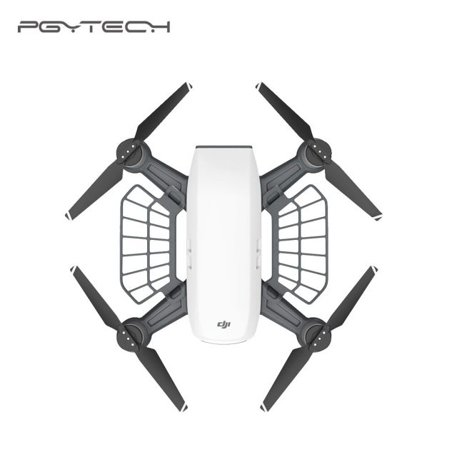 PGYTECH DJI Spark Accessories Set Bundle Combo gimbal protector landing gear risers propeller holder for spark drone accessories
