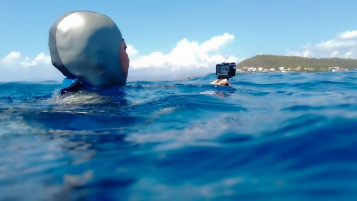 Cinematic Underwater Footage with Osmo Action
