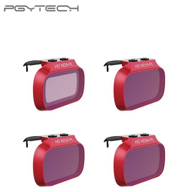 PGYTECH Lens Filters For DJI Mavic Mini UV,ND 8, 16, 32, 64
