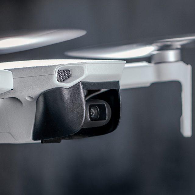 PGYTECH Mavic mini Lens Hood Gimbal Camera Anti Flare Lens Protector Sun Shade Glare Shield for DJI Mavic Mini Accessories